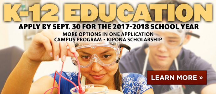 We now offer more options for K-12 learners with our Campus Program and Kipona Scholarship.
