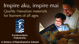 Kamehameha Publishing, amplifying Hawaiian perspectives
