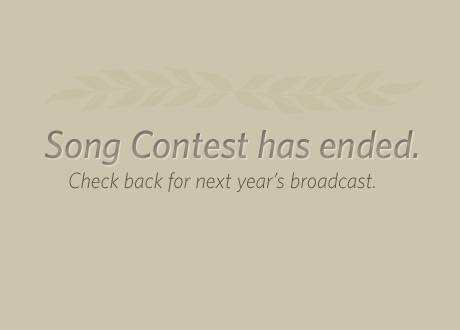 Song Contest has ended